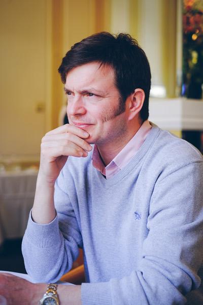 Simon Neil Jenkins - Consultant Chef